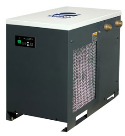 300 CFM / 75 HP AIR COMPRESSOR REFRIGERATED AIR DRYER