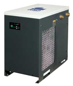150 CFM / 40 HP AIR COMPRESSOR REFRIGERATED AIR DRYER