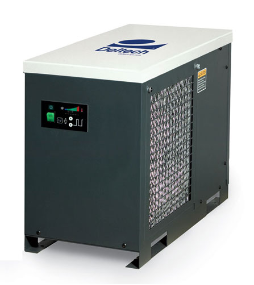 50 CFM / 15 HP AIR COMPRESSOR REFRIGERATED AIR DRYER