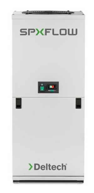 Deltech High Inlet Temp Dryer - HTD50-125