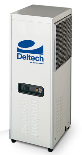 Deltech High Inlet Temp Dryer - HTD50-125
